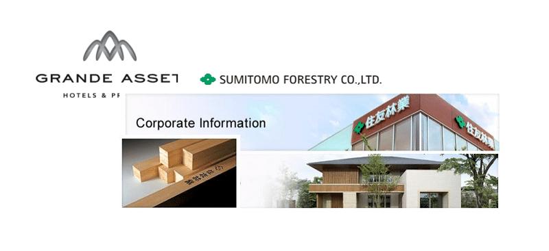 GRAND ดึงกลุ่ม Sumitomo Forestry ร่วมทุนลุยคอนโดฯในเมือง | Prop2Morrow บ้าน คอนโด ข่าวอสังหาฯ
