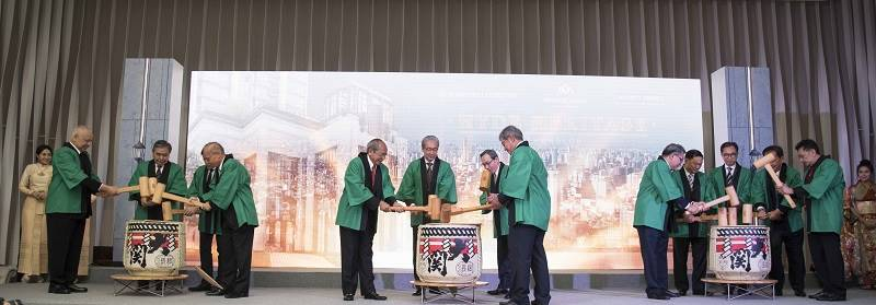 กลุ่มเพอร์เฟค ควง พันธมิตร ซูมิโตโมประกาศแผนลงทุน 4 ปี 4 หมื่นล้านบาท | Prop2Morrow บ้าน คอนโด ข่าวอสังหาฯ