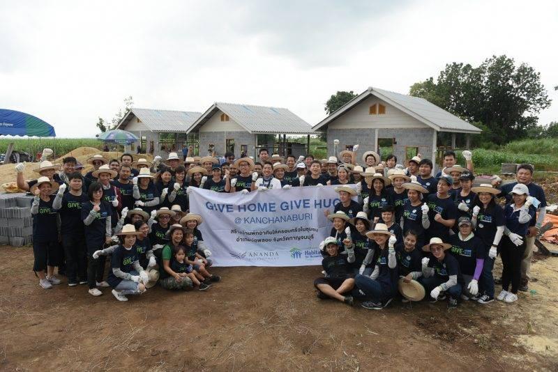 อนันดาฯ ร่วมกับ ฮาบิแทต สร้างบ้านให้ผู้ด้อยโอกาส | Prop2Morrow บ้าน คอนโด ข่าวอสังหาฯ