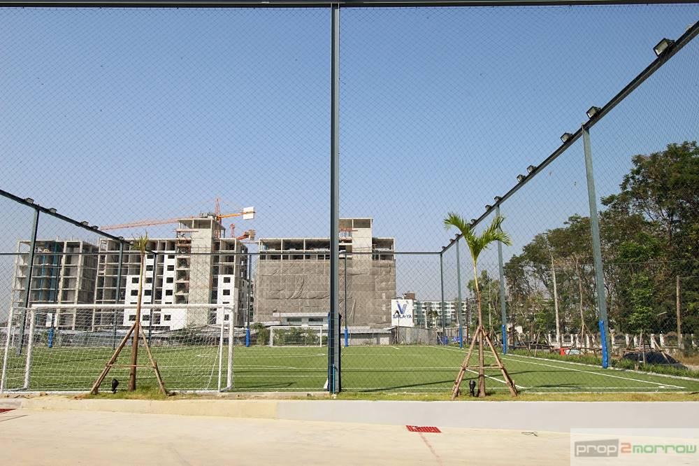 รีวิว พาชมห้องตัวอย่างโครงการวีคอนโด ศาลายา V Condo Salaya คอนโด Low Rise ใกล้มหาวิทยาลัยมหิดล ศาลายา | Prop2Morrow บ้าน คอนโด ข่าวอสังหาฯ