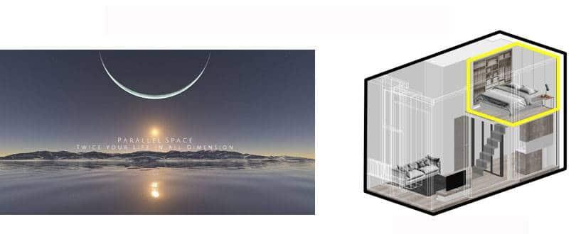 อัศวินเรือธงแห่งปี Knightsbridge Space  ใหม่  3 ทำเลสุดล้ำกับ Concept SPACE  ที่ฉีกกฏเกณฑ์การอยู่อาศัยแบบเดิมๆ | Prop2Morrow บ้าน คอนโด ข่าวอสังหาฯ