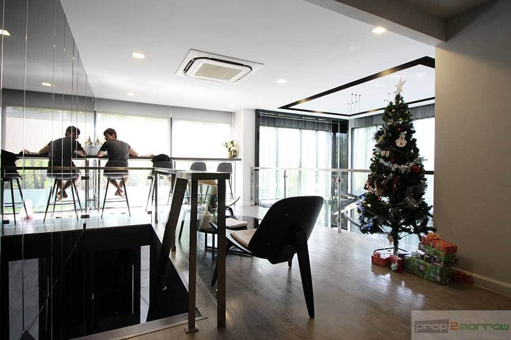 รีวิว พาชมห้องตัวอย่างโครงการ พอส สุขุมวิท 103 Pause Sukhumvit 103 คอนโด Low Rise 8 ชั้น 2 อาคาร ใกล้ BTS อุดมสุข   Prop2Morrow บ้าน คอนโด ข่าวอสังหาฯ