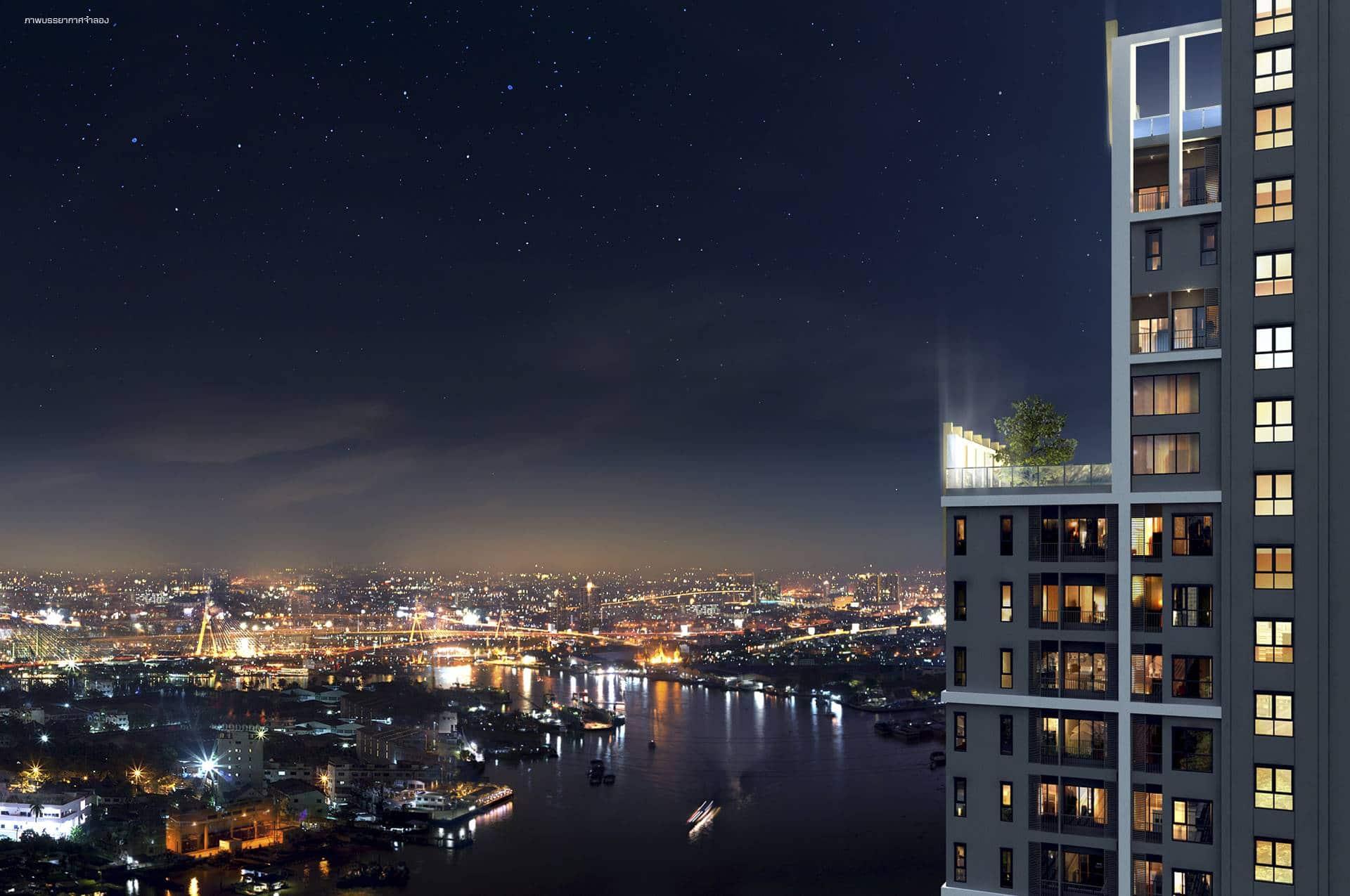 ่ความน่าสนใจโครงการ Knightsbridge Sky River Ocean | Prop2Morrow บ้าน คอนโด ข่าวอสังหาฯ