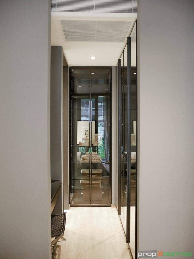 อยู่ให้โลกอิจฉา พาชมห้องตัวอย่างแบบ Villa ของ 28 Chidlom  โครงการหนึ่งเดียวบน Shopping Luxury District | Prop2Morrow บ้าน คอนโด ข่าวอสังหาฯ