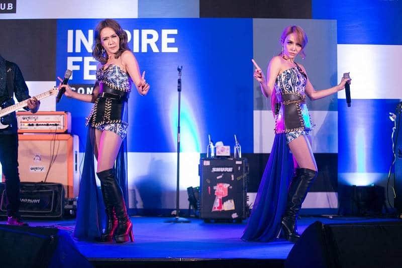 ออลล์ อินสไปร์ฯ พาสมาชิก Inspire Hub ร่วมสนุกในงาน Inspire Fest Concert | Prop2Morrow บ้าน คอนโด ข่าวอสังหาฯ