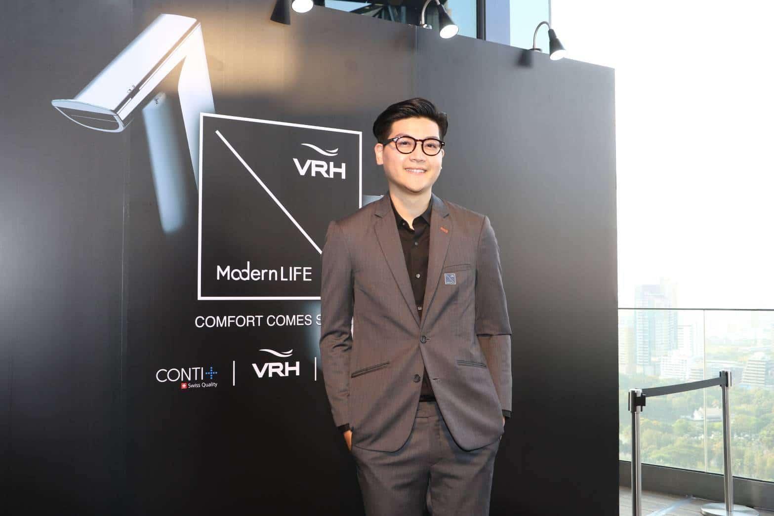 VRH ขยายไลน์ธุรกิจนำเข้าผลิตภัณฑ์หรูชูเทคโนโลยีสนองดีมานด์ตลาดบน | Prop2Morrow บ้าน คอนโด ข่าวอสังหาฯ