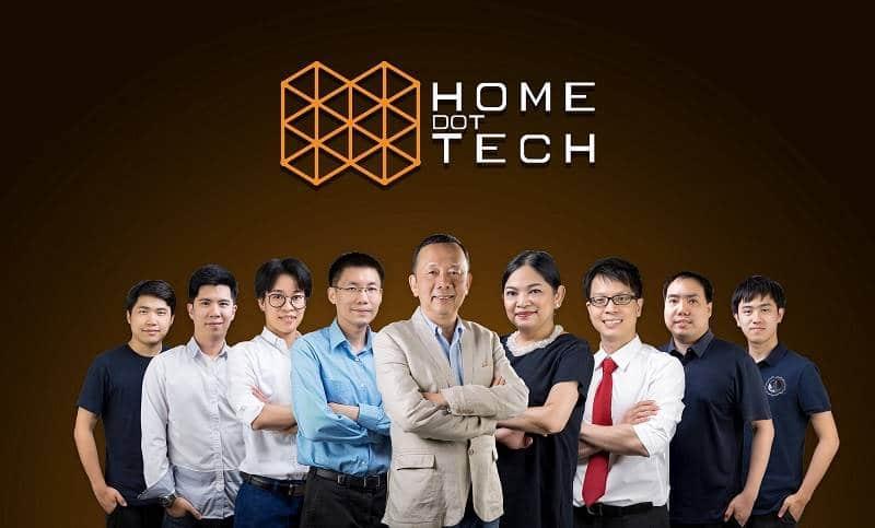 โฮมบายเออร์กรุ๊ป ร่วมกับ คณะวิศวกรรมฯ จุฬาฯ เปิดตัว ChulaHome Dot Tech | Prop2Morrow บ้าน คอนโด ข่าวอสังหาฯ