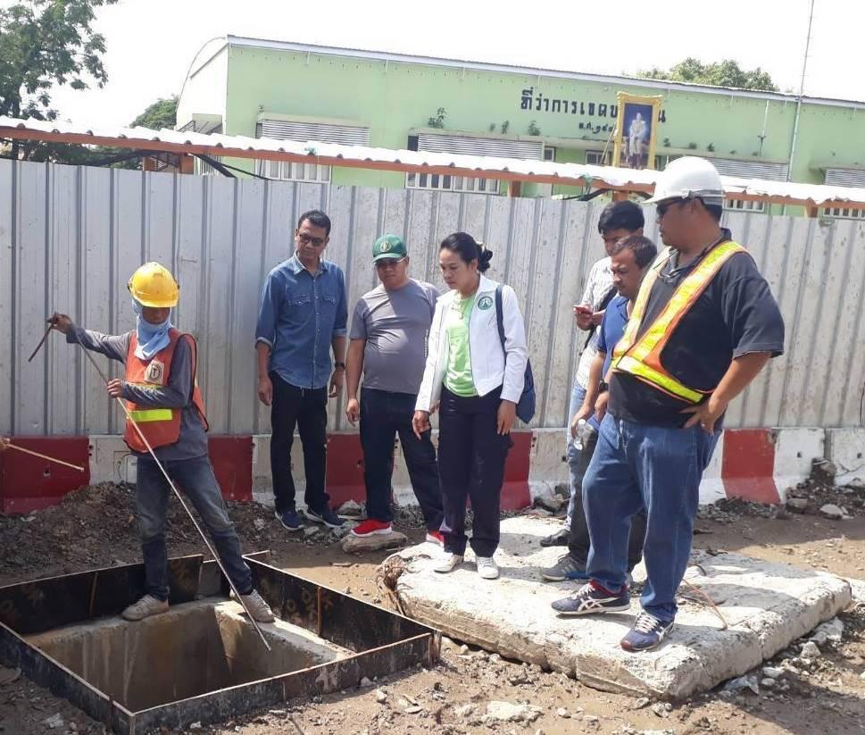 รฟมผนึกกำลังบรรทเทาปัญหาน้ำท่วมใกล้พื้นที่ก่อสร้างรถไฟฟ้าสายสีเขียว | Prop2Morrow บ้าน คอนโด ข่าวอสังหาฯ