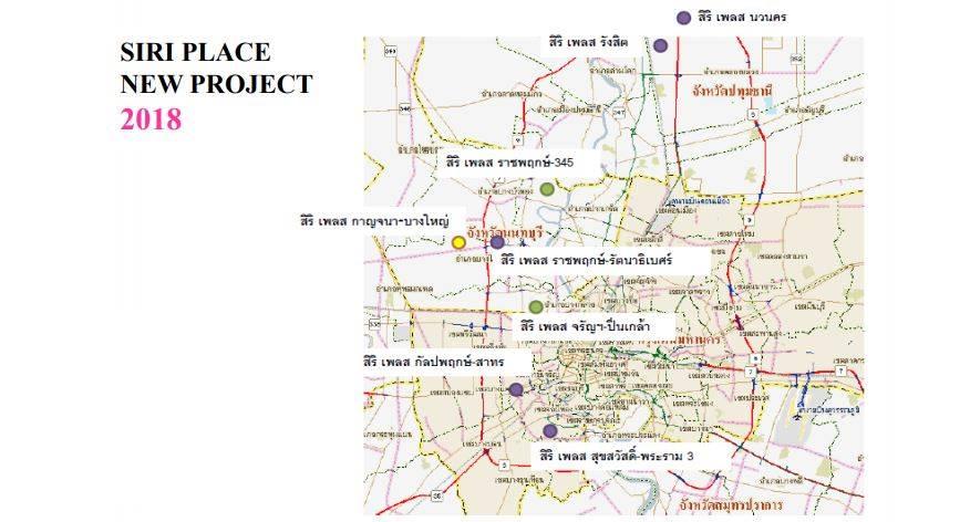 แสนสิริรุกตลาดทาวน์เฮาส์ปี61จ่อผุด11โครงการมูลค่า96พันล้านบาท   Prop2Morrow บ้าน คอนโด ข่าวอสังหาฯ