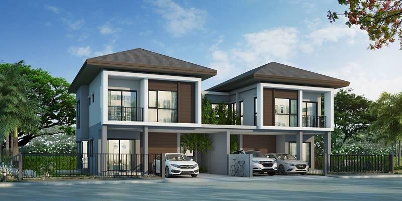 บ้านลุมพินี ทาวน์พาร์ค ท่าข้ามพระราม 2 เปิดขาย 19 พค นี้ ราคาเริ่ม 259 ล้านบาท | Prop2Morrow บ้าน คอนโด ข่าวอสังหาฯ