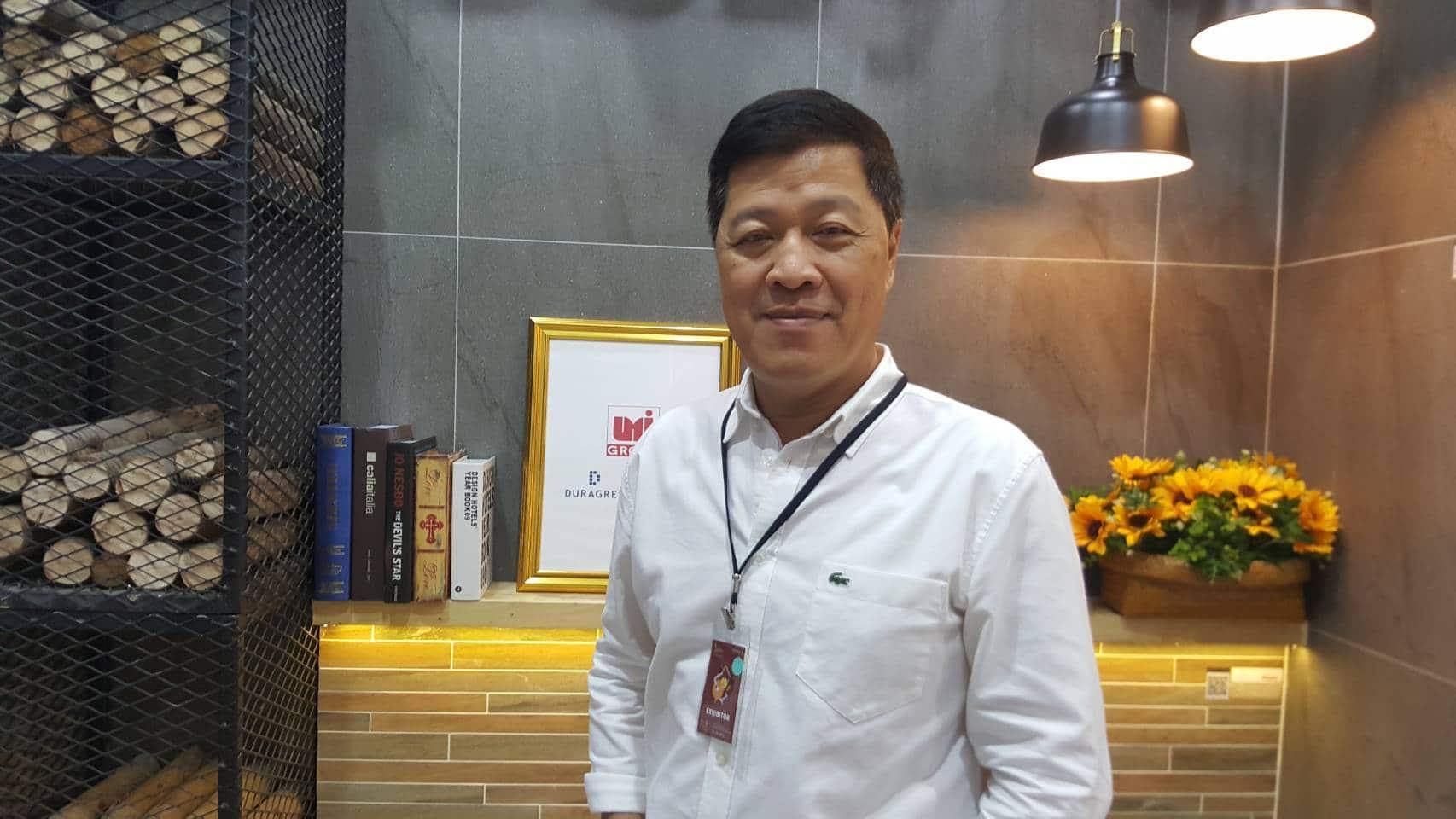 UMIเผยตลาดกระเบื้องปี61แข่งดุ ชูจุดแข็งด้านดีไซน์สู้สินค้าจีนดัมพ์ราคาทะลักเข้าไทย   Prop2Morrow บ้าน คอนโด ข่าวอสังหาฯ