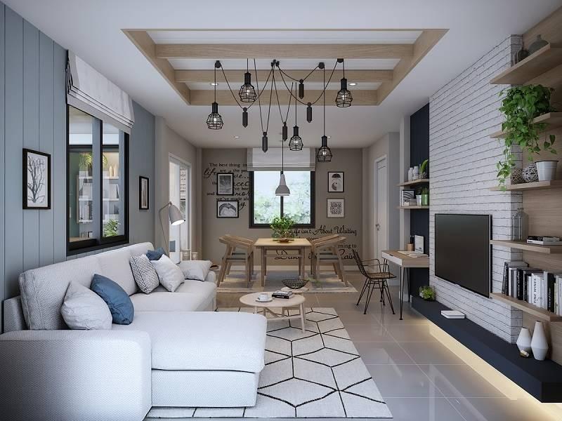 ดีแลนด์ฯ เปิดตัวแบบบ้านใหม่ สไตล์โมเดิร์นลอฟท์ อมอร์นี | Prop2Morrow บ้าน คอนโด ข่าวอสังหาฯ