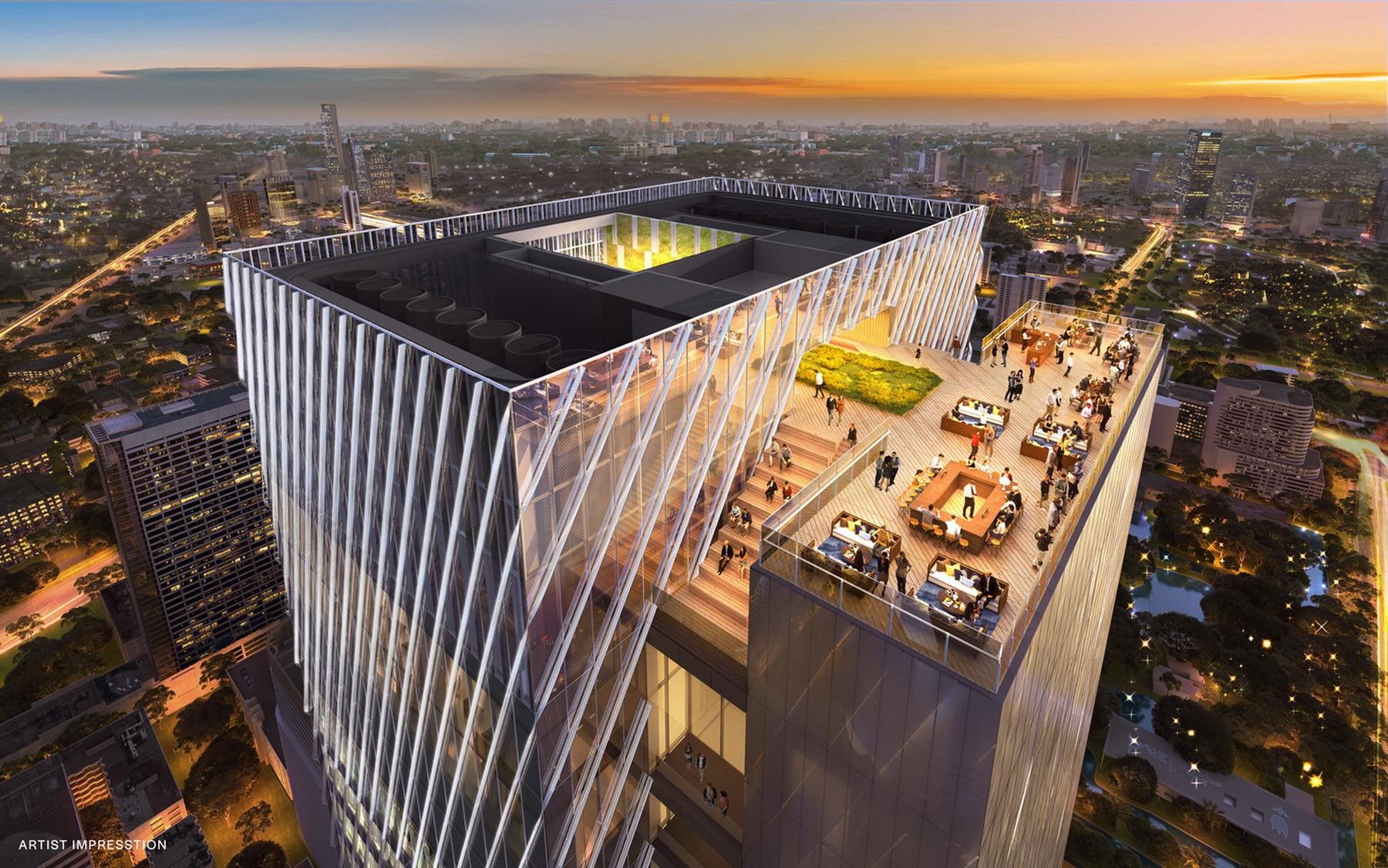 RMLดึง มิตซูบิชิ เอสเตทร่วมทุนOne City Centreเสริมแกร่ง   Prop2Morrow บ้าน คอนโด ข่าวอสังหาฯ