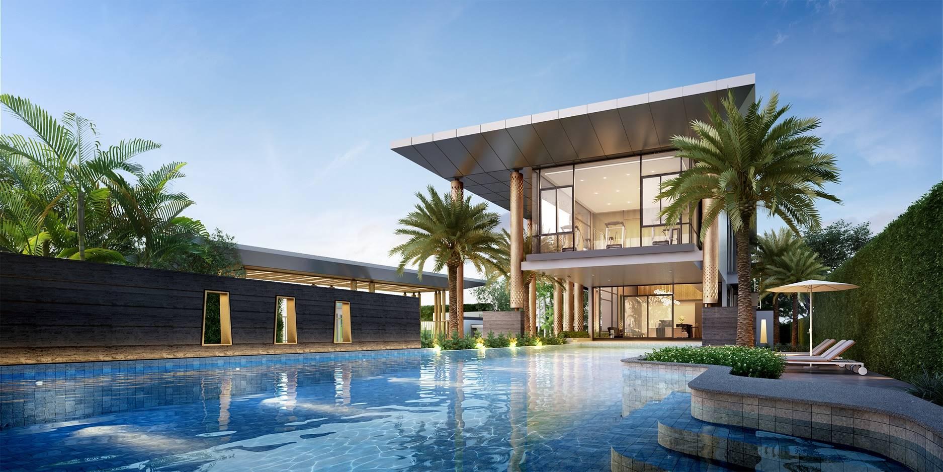 พฤกษาฯตุนที่ดินกว่า400ไร่เปิดศึกตลาดบ้านกรุงเทพฯตะวันออก | Prop2Morrow บ้าน คอนโด ข่าวอสังหาฯ