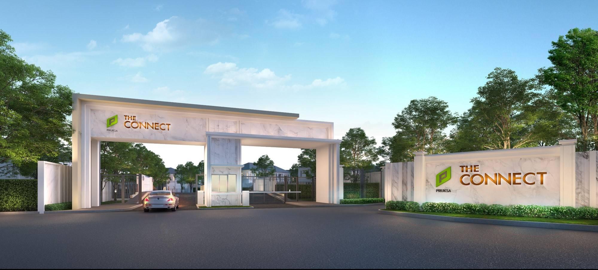 พฤกษา เปิดซิตี้ทาวน์โฮมใหม่ เดอะ คอนเนค รามอินทรา กม8  ราคาเริ่ม 279 ลบ | Prop2Morrow บ้าน คอนโด ข่าวอสังหาฯ
