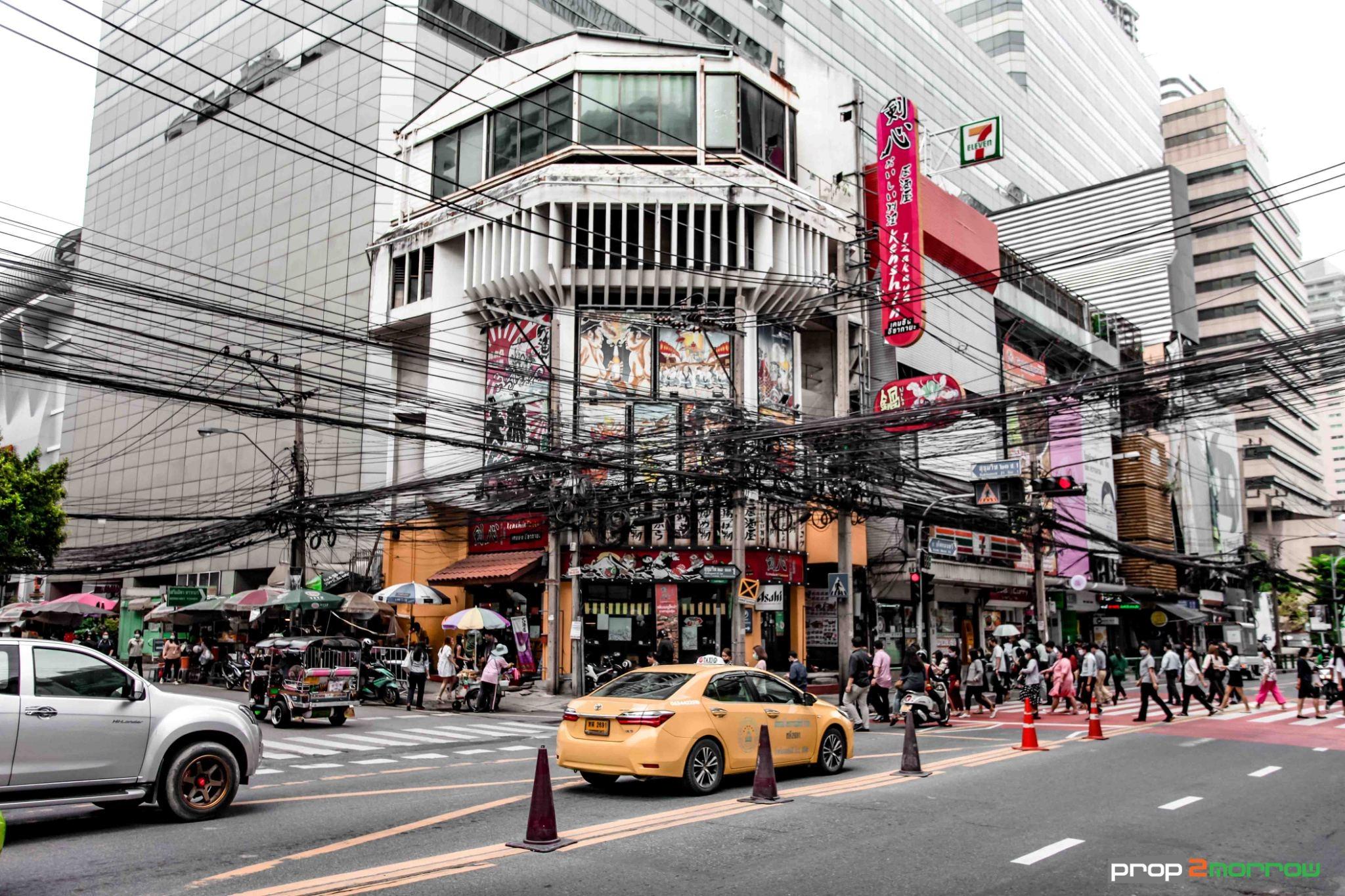 เจาะลึกย่านอโศก HUB of BANGKOK กิน อยู่ เที่ยว ทำงาน จบที่เดียว | Prop2Morrow บ้าน คอนโด ข่าวอสังหาฯ