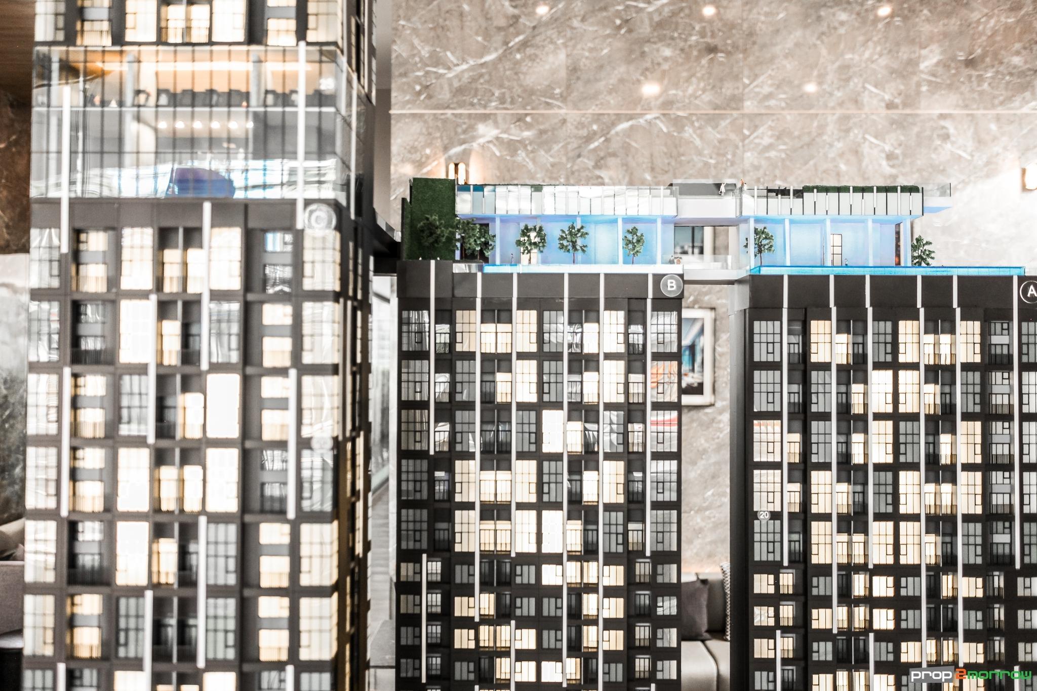 ใช้ชีวิตให้เหนือเมฆ Modiz Sukhumvit 50 | Prop2Morrow บ้าน คอนโด ข่าวอสังหาฯ