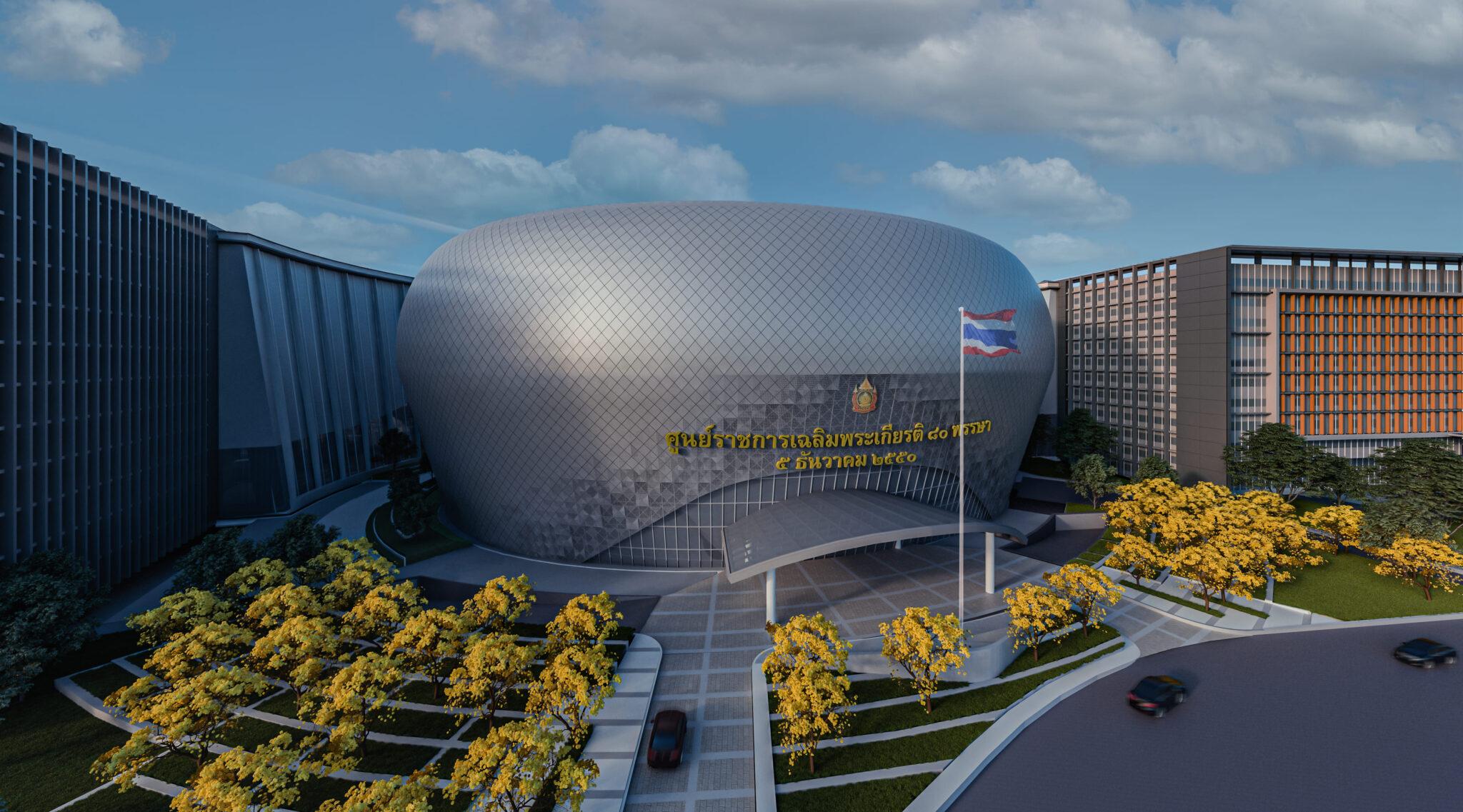 ธพส เน้นมาตรการดูแลคนงานก่อสร้างป้องกันโควิด19 เดินหน้าศูนย์ราชการเฉลิมพระเกียรติฯ โซนซี | Prop2Morrow บ้าน คอนโด ข่าวอสังหาฯ